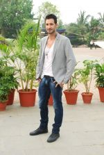 Daniel Weber at the song picturization of movie Dangerous husn in Mumbai on 27th March 2015 (38)_55168096e6a67.JPG