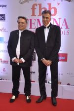 Abu Jani, Sandeep Khosla at Femina Miss India finals red carpet in Yashraj Studios on 28th March 2015 (67)_55180abb8e43e.JPG