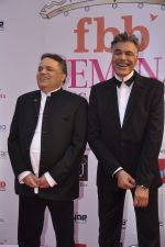 Abu Jani, Sandeep Khosla at Femina Miss India finals red carpet in Yashraj Studios on 28th March 2015 (76)_55180abf442fd.JPG