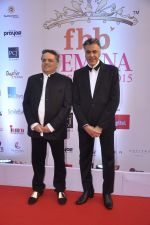 Abu Jani, Sandeep Khosla at Femina Miss India finals red carpet in Yashraj Studios on 28th March 2015 (71)_55180ad53d3ee.JPG