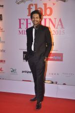 Ali Fazal at Femina Miss India finals red carpet in Yashraj Studios on 28th March 2015 (341)_55180aed2bbac.JPG