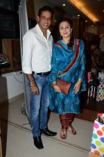 Anup Soni, Juhi Babbar at Susheela Pathak_s Great Grandma_s Kitchen Secret Book Launch in Mumbai on 29th March 2015 (48)_551914e85e70d.JPG