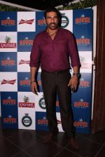 Mukesh Rishi at The House restaurant  Launch in Mumbai on 29th March 2015 (144)_551916c17ee2e.JPG