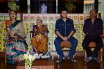 Sarita Joshi, Sachin Pilgaonkar, Tinnu Anand at Susheela Pathak_s Great Grandma_s Kitchen Secret Book Launch in Mumbai on 29th March 2015 (17)_551915d955729.JPG