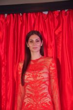 Bruna Abdullah at the launch of R-Vision_s movie Udanchhoo directed by Vipin Parashar in Mumbai on 31st March 2015 (49)_551b977ad4970.JPG