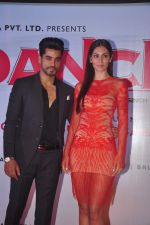 Gautam Gulati, Bruna Abdullah at the launch of R-Vision_s movie Udanchhoo directed by Vipin Parashar in Mumbai on 31st March 2015 (42)_551b9768d7c4e.JPG