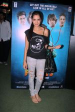 Shazahn Padamsee promotes Solid Patels in Smaash, Mumbai on 1st April 2015 (2)_551d068cc68b6.JPG
