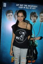 Shazahn Padamsee promotes Solid Patels in Smaash, Mumbai on 1st April 2015 (5)_551d06a0ec53e.JPG