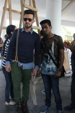Atif Aslam T Series shoot in Mumbai on 3rd April 2015 (42)_551fe2586879e.JPG
