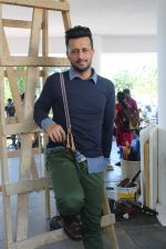 Atif Aslam T Series shoot in Mumbai on 3rd April 2015 (44)_551fe275693f7.JPG