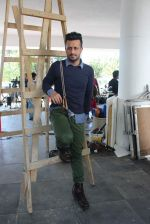 Atif Aslam T Series shoot in Mumbai on 3rd April 2015 (45)_551fe25d805ce.JPG