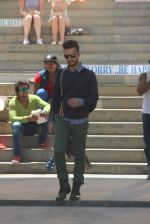 Atif Aslam T Series shoot in Mumbai on 3rd April 2015 (6)_551fe255d83e9.JPG