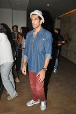 Taher Shabbir Mithaiwala watch Detective Byomkesh Bakshy at lightbox on 3rd April 2015 (78)_551fc8086a95e.JPG