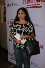 Jayati Bhatia at Ashvin Gidwani_s 50th Show 2 to Tango 3 to Jive in Bhaidas Hall on 4th April 2015 (63)_5521255f6b9a5.JPG