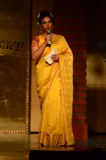 Shabana Azmi at Manish Malhotra presents Mijwan-The Legacy in Grand Hyatt, Mumbai on 4th April 2015 (211)_55212a8b02b38.JPG
