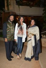Roop Kumar Rathod, Sonali Rathod at Berklee President visit hosted by Ashok Hinduja in Juhu, Mumbai on 5th April 2015 (6)_55225a9aab47e.JPG
