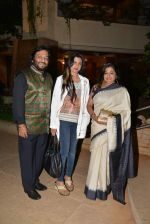 Roop Kumar Rathod, Sonali Rathod at Berklee President visit hosted by Ashok Hinduja in Juhu, Mumbai on 5th April 2015 (7)_55225abcd9745.JPG