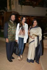 Roop Kumar Rathod, Sonali Rathod at Berklee President visit hosted by Ashok Hinduja in Juhu, Mumbai on 5th April 2015 (8)_55225ac022429.JPG