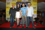 Emraan Hashmi, Amyra Dastur, Mahesh Bhatt, Vikram Bhatt at MR X promotions in Malad, Mumbai on 6th April 2015 (11)_55239b7fa728b.JPG