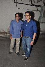 Fuwad Khan at the Special screening of Dharam Sankat Mein in Mumbai on 6th April 2015 (17)_55239aca15049.JPG