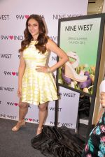 Aditi Rao Hydari endorses 9 west in Palladium on 7th April 2015 (14)_5524ef47a8c02.JPG