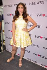 Aditi Rao Hydari endorses 9 west in Palladium on 7th April 2015 (18)_5524ef4cc2a46.JPG