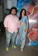 Kavin Dave and Evelyn Sharma launched the trailer of Ishqedarriyaan in Mumbai on 7th April 2015 (14)_5524f3baacf2d.JPG