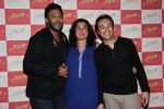 Nikhil Thampi, Divya Palat, Aditya Hitkari at The Step Up Finale in Mumbai on 7th April 2015 (30)_5524f020678b6.JPG