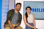 Soha Ali Khan, Rannvijay Singh endorse new 4k TV in Bandra, Mumbai on 7th April 2015 (120)_5524f27995332.JPG