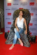 Manasvi Mamgai at Indian censored screening of Game of Thrones in Lightbox, Mumbai on 9th April 2015 (35)_5527a04d871a3.JPG