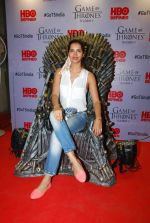 Manasvi Mamgai at Indian censored screening of Game of Thrones in Lightbox, Mumbai on 9th April 2015 (36)_5527a04f33d16.JPG