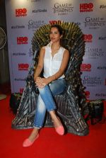 Manasvi Mamgai at Indian censored screening of Game of Thrones in Lightbox, Mumbai on 9th April 2015 (39)_5527a0525518a.JPG