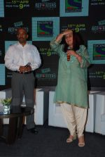 Nachiket Pantvaidya, Shrishti Arya at Sony Reporters launch in Westin, Mumbai on 9th April 2015 (39)_55279cd4956a7.JPG