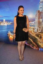 Neha Lakshmi Iyer at Sasural Simar ka team at HK Tourism event in Four Seasons, Mumbai on 9th April 2015 (55)_55279d8c4b4b6.JPG