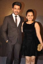 Neha Lakshmi Iyer, Dheeraj Dhoopar at Sasural Simar ka team at HK Tourism event in Four Seasons, Mumbai on 9th April 2015 (40)_55279dd218630.JPG