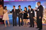 Neha Lakshmi Iyer, Dheeraj Dhoopar at Sasural Simar ka team at HK Tourism event in Four Seasons, Mumbai on 9th April 2015 (30)_55279d2a3e2b7.JPG
