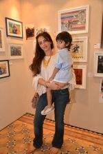 Seema Khan at The Gateway schools Annual Art show in Fort on 9th April 2015 (11)_5527a0f7bc4aa.JPG