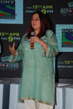 Shrishti Arya at Sony Reporters launch in Westin, Mumbai on 9th April 2015 (46)_55279cdb561ce.JPG