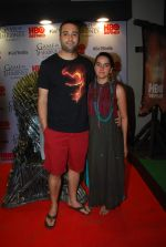 Shruti Seth at Indian censored screening of Game of Thrones in Lightbox, Mumbai on 9th April 2015 (15)_5527a06ab8191.JPG
