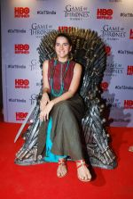 Shruti Seth at Indian censored screening of Game of Thrones in Lightbox, Mumbai on 9th April 2015 (18)_5527a06e9c8fd.JPG