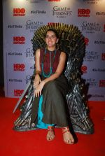 Shruti Seth at Indian censored screening of Game of Thrones in Lightbox, Mumbai on 9th April 2015 (19)_5527a06fd6697.JPG