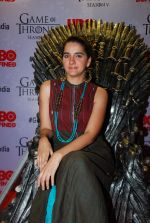 Shruti Seth at Indian censored screening of Game of Thrones in Lightbox, Mumbai on 9th April 2015 (21)_5527a0a37ea83.JPG