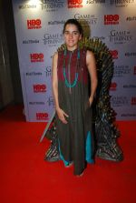 Shruti Seth at Indian censored screening of Game of Thrones in Lightbox, Mumbai on 9th April 2015 (22)_5527a07205cbe.JPG
