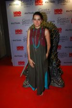 Shruti Seth at Indian censored screening of Game of Thrones in Lightbox, Mumbai on 9th April 2015 (24)_5527a073d33d0.JPG