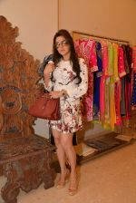 Kehkashan Patel at Abu Sandeep Spring Summer collection launch in kemps Corner, Mumbai on 10th April 2015 (27)_5528ff1b85926.JPG