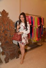 Kehkashan Patel at Abu Sandeep Spring Summer collection launch in kemps Corner, Mumbai on 10th April 2015 (28)_5528ff1d1d5a0.JPG