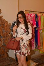 Kehkashan Patel at Abu Sandeep Spring Summer collection launch in kemps Corner, Mumbai on 10th April 2015 (33)_5528ff25d2124.JPG