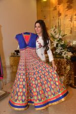 Kehkashan Patel at Abu Sandeep Spring Summer collection launch in kemps Corner, Mumbai on 10th April 2015 (9)_5528ff1045994.JPG