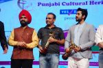 Ayushmann Khurrana, Virender Sehwag at Punjabi Icon Awards in kamalistan on 11th April 2015 (20)_552a64b09a1c4.JPG
