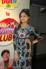 Sugandha Mishra at SAB Family Club launch event in FUN on 11th April 2015 (21)_552a6459866fb.JPG